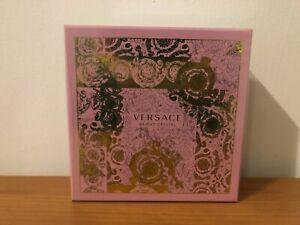VERSACE Bright Crystal Set (Eau de Parfum 30ml + Body Lotion 50ml) donna