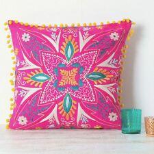 Embroidered Suzani Square Cushion
