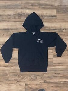 Grundens Gage Youth Pullover Hoodie Eat Fish Wear Grundens Large 10/12