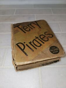 Terry And The Pirates Hardcover Mini Book 1935