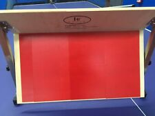 Huilang Ping Pong Patent Return Board trainer ( Table Model)