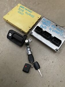 Ford Territory SY SY2 Complete Ignition Setup Keys, BCM, ECU, Door And seat Lock