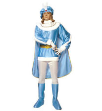 GUIRCA Costume vestito mocio mop carnevale uomo mod 88272