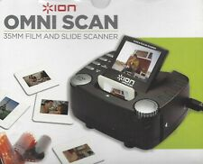 ION OMNI SCAN - 35MM FILM AND SLIDE SCANNER - New Open Box
