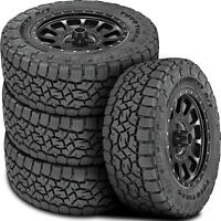 4 New Toyo Open Country A/T III 265/70R16 111T (BSW) AT All Terrain Tires