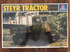 1:35 Italeri No. 227 Steyr Tractor RSO Karton verschweißt OVP