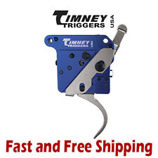 Timney Nickel Plated Calvin Elite Adjustable 2-Stage Trigger for Remington 700