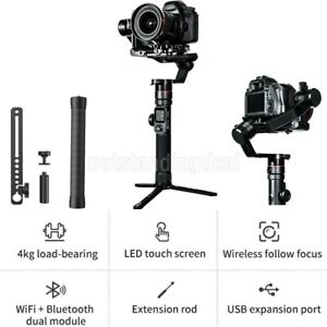 AK4000 3 Axis Handheld Gimbal Stabilizer for Camera Sony α7 α9 Cannon Nikon ot