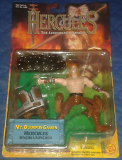 1995 *** MT.OLYMPUS HERCULES MOC *** HERCULES THE LEGENDARY JOURNEYS TOY BIZ