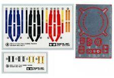 Tamiya 12638 x 1/20 Seat Belt Set F detail set