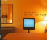 Depeche Mode Maxi CD Only When I Lose Myself - Promo - England (M/M)