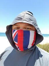 Hawaiian Flag Neck And Face Cover Balaklava Mask