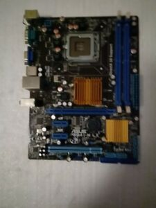 Placa base ASUS  P5G41-M LX Socket 775,