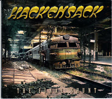 HACKENSACK the final shunt Digipack CD NEU/OVP Sealed