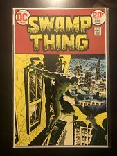 Swamp Thing 7 Batman Cover NM- CGC IT