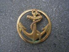insigne de   beret  marine mourgeon paris