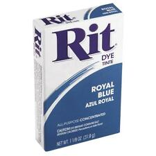Rit Royal Blue Powder Dye