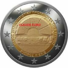 Pièces euro de Chypre Année 2017
