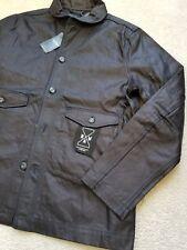 G-STAR RAW Essentials Re Work Overshirt Ltd Ed. Denim Jacket Sz XL Indigo Dyed