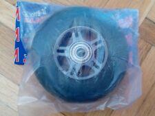 Rueda patinete 100mm.  c/rodamientos 608Z ABEC 5