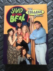 Saved By the Bell - The College Years: Season 1 (DVD, 2004, 3-Disc Set) USED