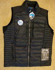 KUHL Black  Spyfire Vest Men's Size  Large Coca-Cola Brand New w/ Tags