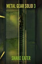 POSTER METAL GEAR SOLID 3 SNAKE BIG BOSS GRAY FOX HOUND MGS SNAKE EATER PS3 #23
