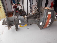 40HP Mariner (Yamaha) Outboard Motor SPARK PLUG - Wrecking this Outboard