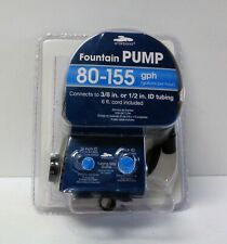 Smartpond 80-155 GPH Fountain Pond Pump FP155 New Original Packaging