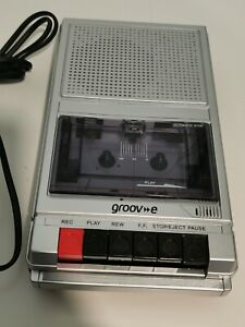 Groove Cassette Player