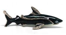 Shark Jewelled Trinket Box or Figurine