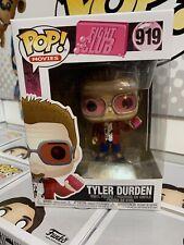 Funko Pop! Movies #919 Fight Club Tyler Durden W/Pop Shield