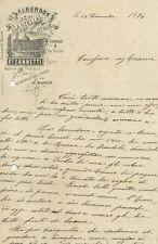 Albergo La Stella d'Italia Firenze 1894 Punizione alla Lavandaia Ritardataria