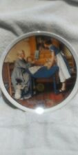 Mothers Day Plate 1983 Collector Plate Knowles No 1606A