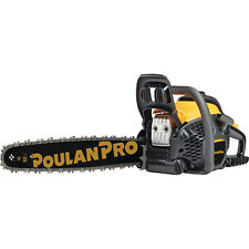 "NEW POULAN PRO PR5020 20"" GAS 50CC POULAN PRO CHAINSAW & CASE SALE PRICE 6835003"