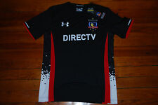 NEW Under Armour Club Social Y Deportivo Colo Colo Soccer Jersey (Large) Chile