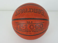 Spalding Women's 28.5 Basketball Tf-1000 Zk Microfiber Composite Indoor Nfhs