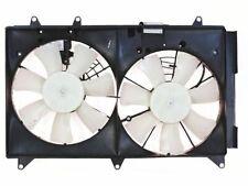 For 2010-2012 Mazda CX7 Radiator Fan Assembly 79758CV 2011 2.5L 4 Cyl