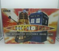 Doctor Who: The Interactive Tardis, Electronic Board Game - 100% Complete VGC