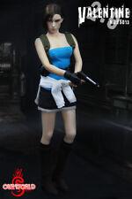PREORDER 1/6 Resident Evil 3 Jill Valentine Figure USA Wesker Sheva Toys Hot