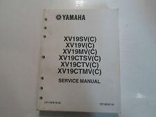 2006 Yamaha XV19SV XV19V XV19MV XV19CTSV XV19CTV XV19CTMV (C) Service Manual x