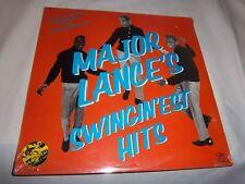 MAJOR LANCE-SWINGIN'EST HITS NEW SEALED soul vinyl LP