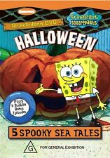 SpongeBob SquarePants Horror Halloween DVDs & Blu-ray Discs