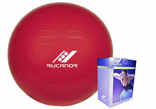 Rucanor Gym Ball - Rosso, diametro 75 centimetri