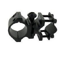 "1"" Inch Tactical Flashlight Laser Sight Mount + Barrel Adapter Rifle Picatinny"