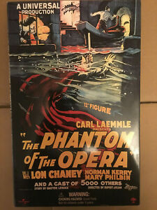 "Sideshow Universal Monsters The Phantom of the Opera 1/6, 12"" figure"