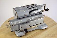 Bon Mécanique Calculatrice Felix Arithmomètre Vintage Ajouter Machine Fonctionne