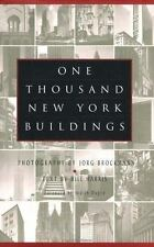 One Thousand New York Buildings Harris, Bill Hardcover
