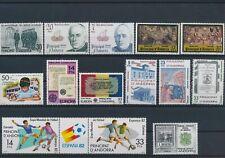 LN81778 Andorra mixed thematics nice lot of good stamps MNH