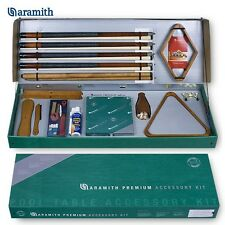 Aramith Premium Pool Billiard accessory kit - Free Expedited Shipping